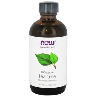 Now Foods 4-ounce Tea Tree Essential Oil