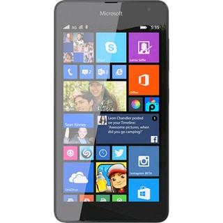 Microsoft Lumia 535 8GB 5-inch Unlocked GSM 3G Dual-SIM Windows 8.1 Smartphone