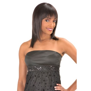 Born Free Cutie Collection Human Hair Remi Full Wig