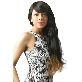 Brazilian Tress Human 26 Sassy Wave Full Wig