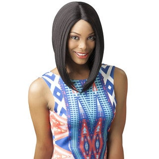 Born Free Magic Lace Curved Part Wig