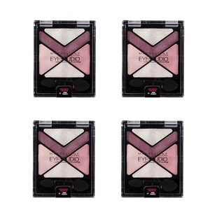 Maybelline New York Eye Studio Color Explosion Luminizing Pink Punch Eyeshadow (Pack of 4)