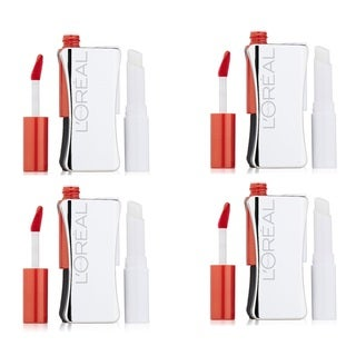 L'Oreal Infallible Never Fail Apricot Lipcolor (Pack of 4)