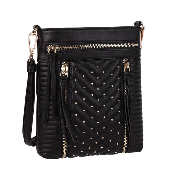 Melie Bianco Aliyah Cross-body Handbag