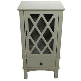 Heather Ann Herloom Style 1-drawer Accent Cabinet