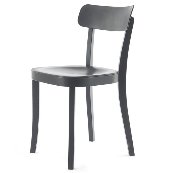 Mono Chair in Black (Set Of Two)