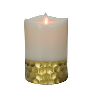 Mystique 360 5-inch Flameless Pillar Candle