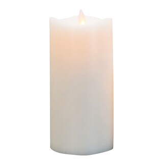 Mystique 360 7-inch Flameless Pillar Candle