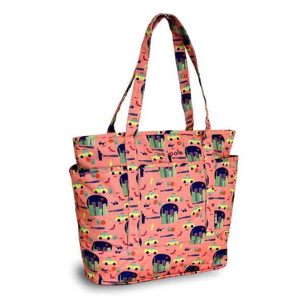 J World New York Emily New York Print Tote Bag