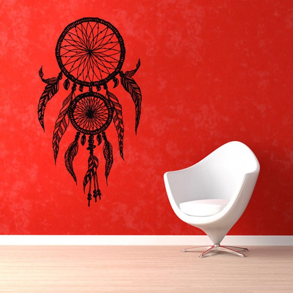 Dream Catcher Dreaming Sticker Vinyl Wall Art