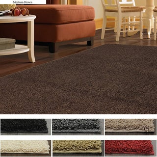 Mohawk Home Urban Retreat Bolster Shag Tufted Rug (8' x 10')