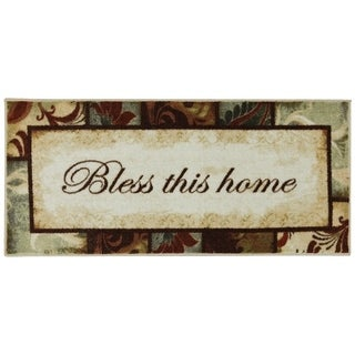 Mohawk Home New Wave Rules to Live By Rug (1'8 x 3'9)