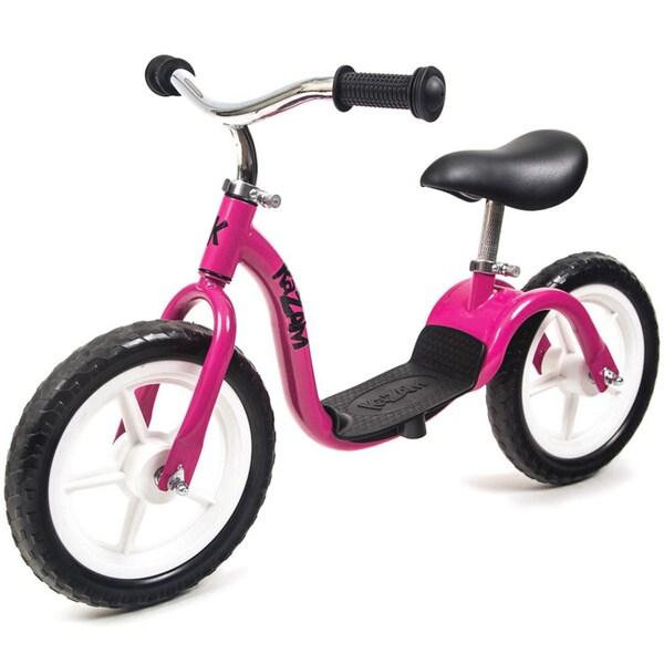 KaZAM Pink v2e Balance Bike