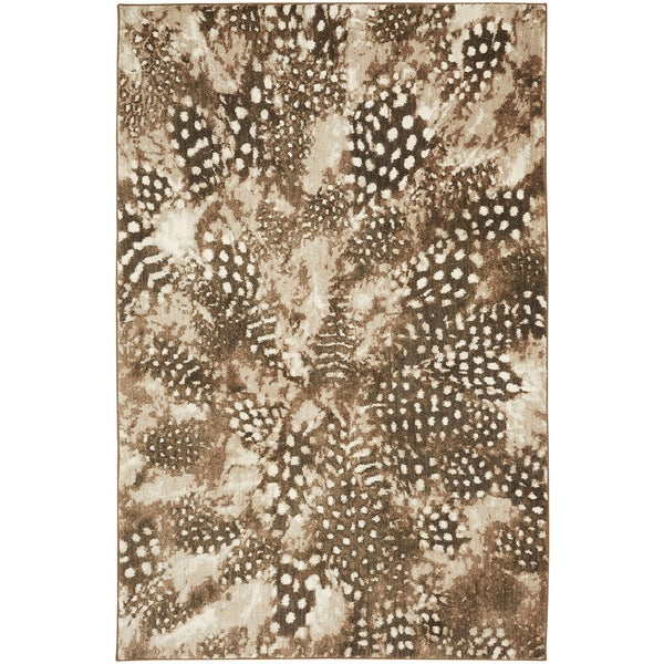 Bob Timberlake Reflections Salem Feathers Rug (8'x10')