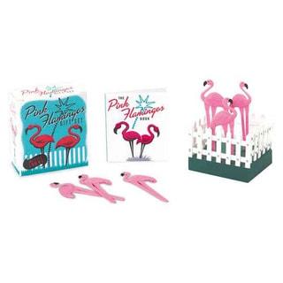 Pink Flamingos Gift Set (Paperback)