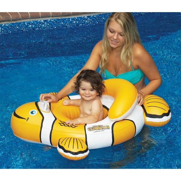 Swimline Baby Clownfish Baby Seat