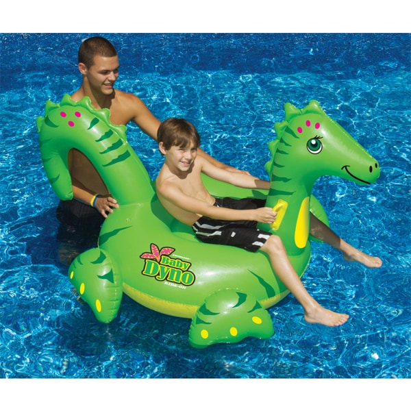 Swimline Baby Dino Ride-On