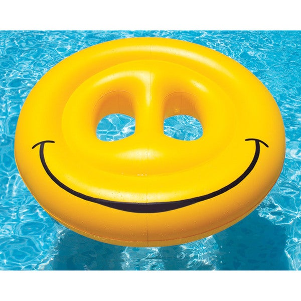 Swimline Smiley Face Fun Island