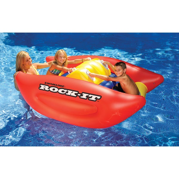 Swimline Rock-It Pool Rocker Float