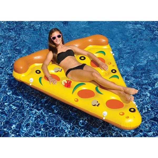 Swimline Pizza Slice Pool Float