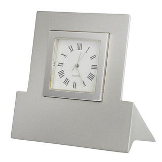 Visol Frame Metal Desk Clock