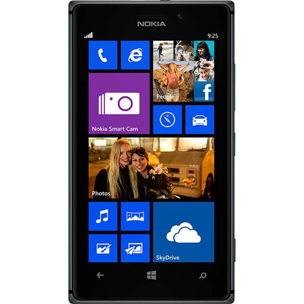 Nokia Lumia 925 16GB 4.5-inch Unlocked GSM LTE Windows 8 Smartphone