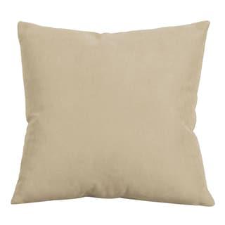 Decorative 20-inch Mojo Sand Accent pillow