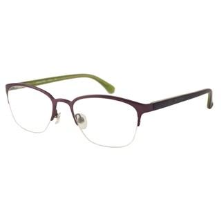 Michael Kors Men's/ Unisex MK737 Semi-Rimless Reading Glasses
