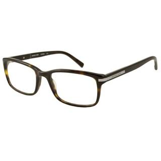 Michael Kors Men's MK698M Rectangular Reading Glasses