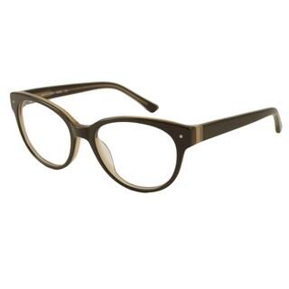 Michael Kors Women's MK289 Oval Reading Glasses