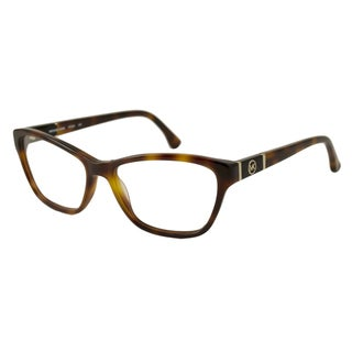 Michael Kors Women's MK269 Rectangular Reading Glasses
