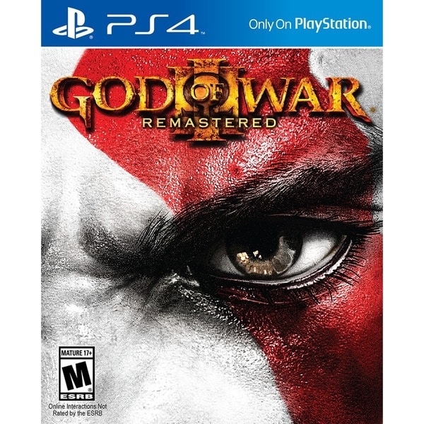 PS4 - God Of War III Remastered 15248147