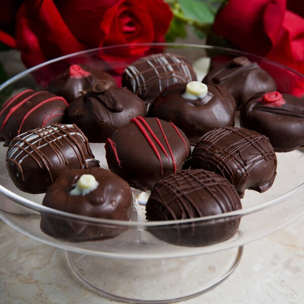Queen Bee Gardens Dark Chocolate Mixed Box