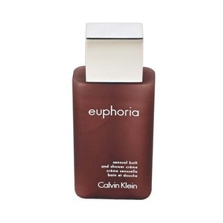 Calvin Klein Euphoria Women's 3.3-ounce Sensual Bath and Shower Creme (Unboxed)