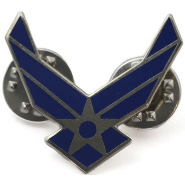 United States Air Force New Logo Pin
