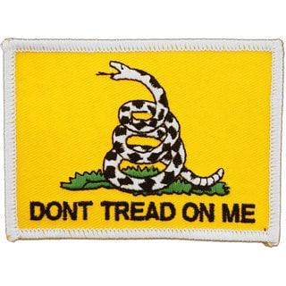 Dont Tread On Me Patriotic Patch