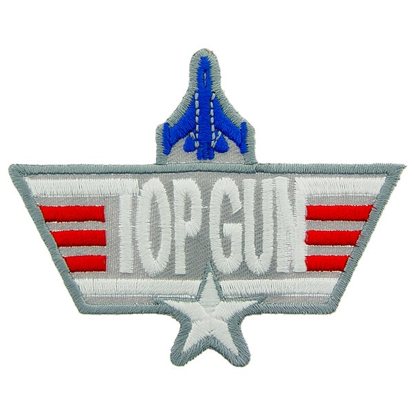 US Navy Top Gun Jet Patch
