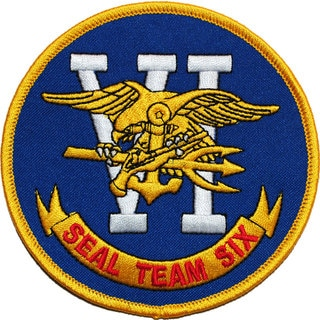 US Navy Seal Team 6 Patch