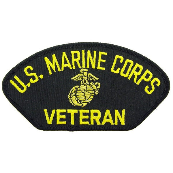 US Marine Corps Veteran Patch