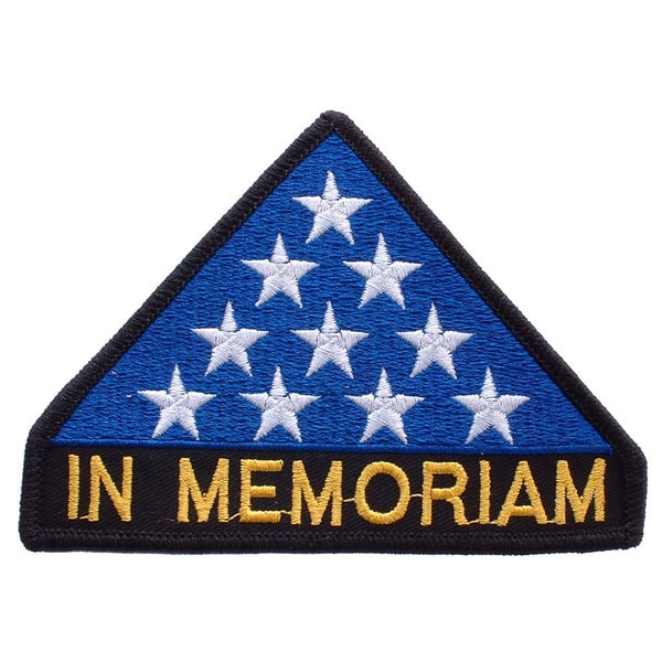 Memorial Patch