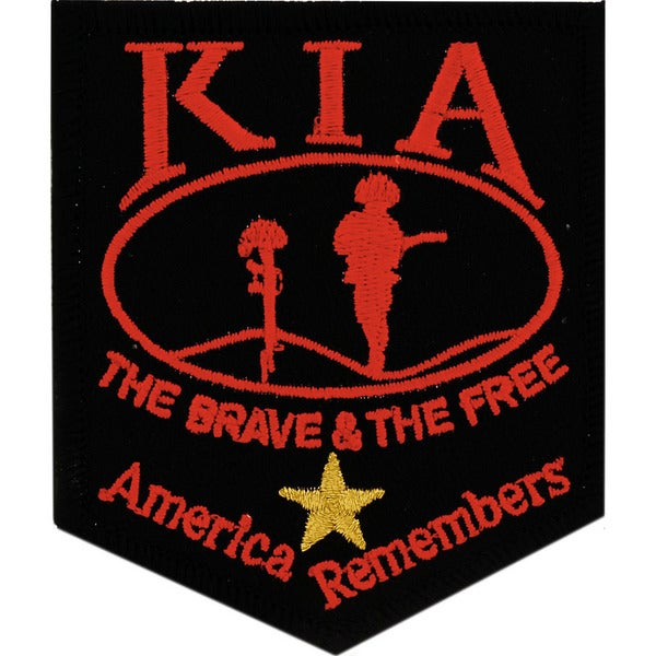 KIA Killed In Action Patch