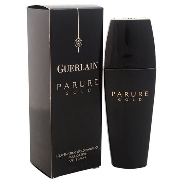 Guerlain Parure Gold Rejuvenating Gold Radiance 13 Rose Naturel Foundation
