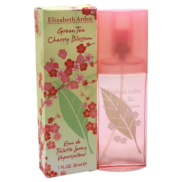 Elizabeth Arden Green Tea Cherry Blossom Women's 1-ounce Eau de Toilette Spray