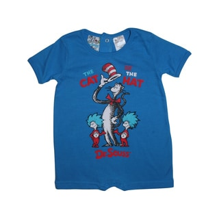 Dr. Seuss Blue Cat in the Hat