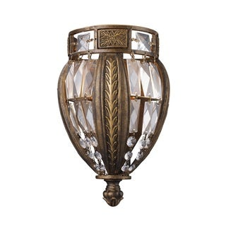 Milwood Collection 1-light Sconce In Antique Bronze