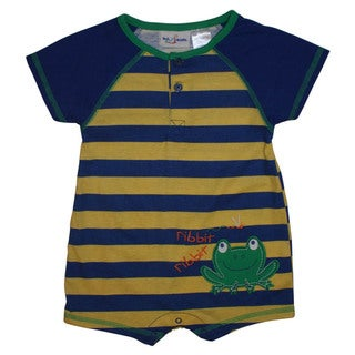 BT Kids Blue and Yellow Frog Creeper