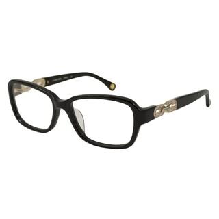 Michael Kors Women's MK863 Rectangular Reading Glasses