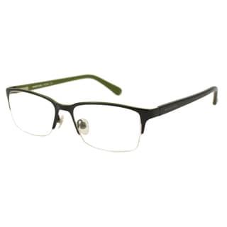 Michael Kors Men's MK742M Semi-Rimless Reading Glasses