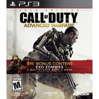 PS3 - Call of Duty: Advanced Warfare Game of the Year Edition