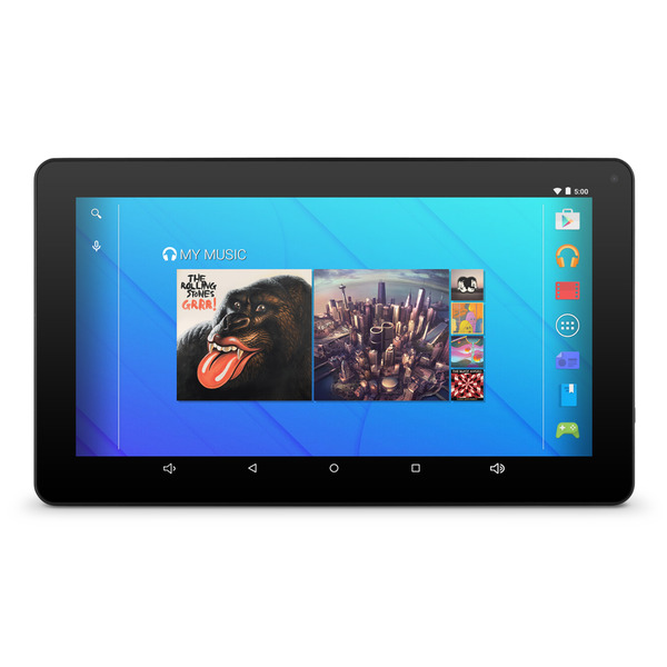 "Ematic EGQ223 8 GB Tablet - 10.1"" 128:75 Multi-touch Screen - 1024 x"